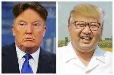 Трампа и Ким Чен Ына «заставили» поменяться прическами