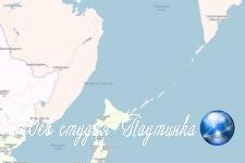 На «Яндекс.Картах» после запуска ракеты в КНДР пропал Сахалин