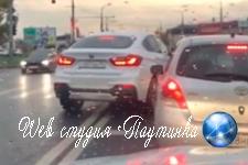 Краснодарцев загнобили за попытку осудить лихача на BMW