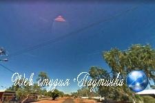 На картах Google обнаружили инопланетный корабль