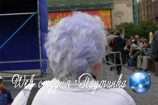 Раскрыта тайна засилья бабушек с сиреневыми головами