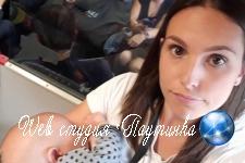 Мать стоя покормила ребенка посреди электрички и пожаловалась на пассажиров